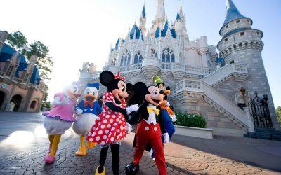 Disney World - EE.UU